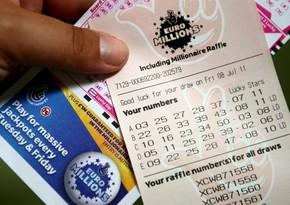 Avropada ən böyük lotereya uduşu qeydə alındı