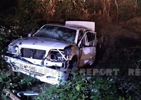 В Лянкяране жених погиб в ДТП накануне свадьбы