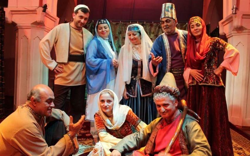 YUĞ Teatrı: Doğma səhnəmizdə tamaşaların nümayişini davam etdiririk