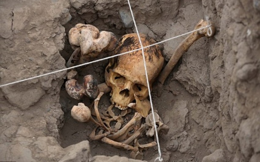 Peruda qədim dövrlərə aid mumiyalar tapılıb - FOTO - VİDEO