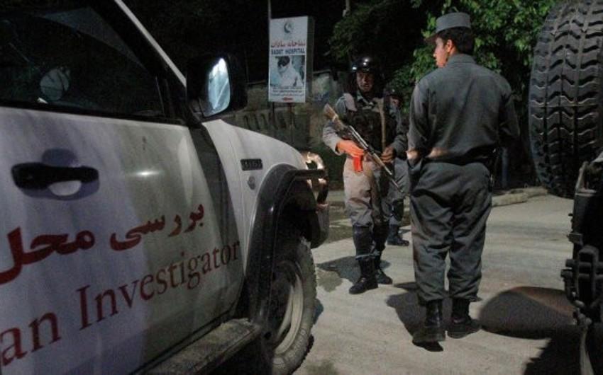 Əfqanıstanda Taliban yaraqlılarının hücumu nəticəsində 12 polis ölüb