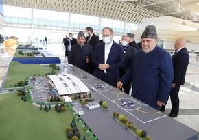 Религиозные лидеры Азербайджана и Турции отправились в Карабах