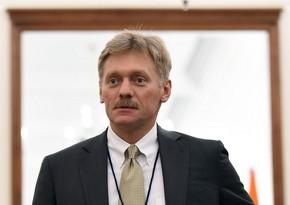Песков: Военные Азербайджана и РФ ведут плотный диалог по теме обломков Искандера