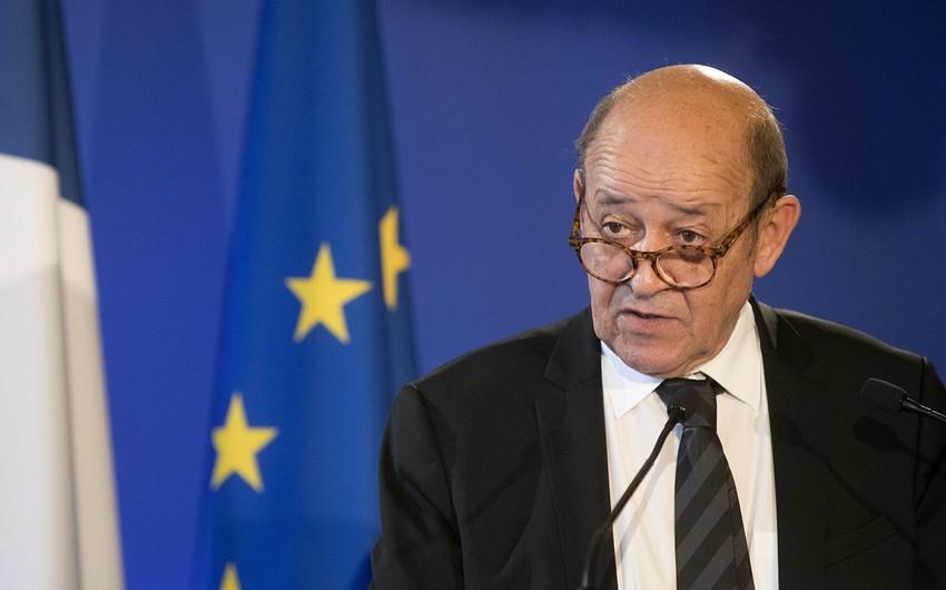 Глава МИД Франции: Нужно вести конструктивный диалог с Азербайджаном