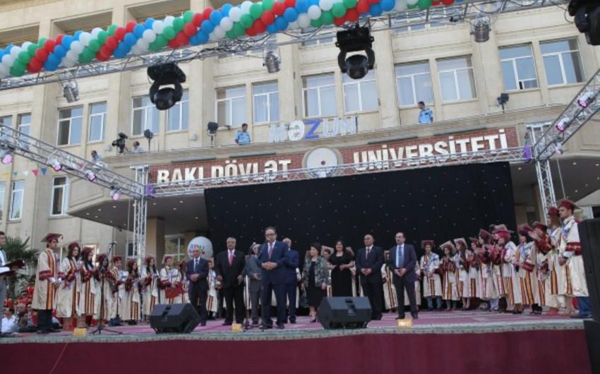 """BDU-da """"Məzun günü"""" iyunun 30-da keçiriləcək"""