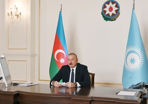 Ilham Aliyev: Everything in liberated lands has been destroyed