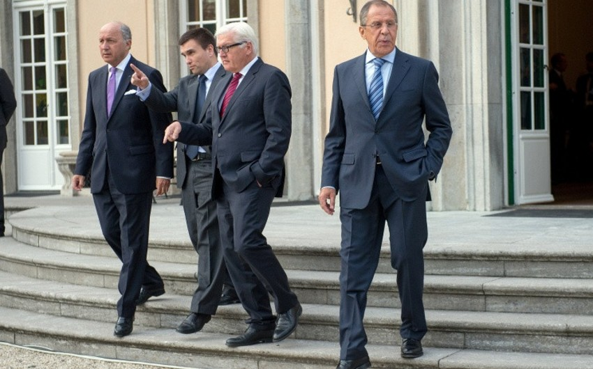 Negotiations on the current situation in Ukraine ended in Berlin