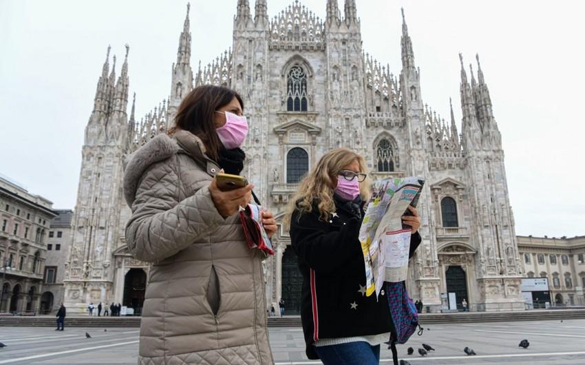 İtaliyada koronavirusdan ölənlərin sayı 26 minə çatır