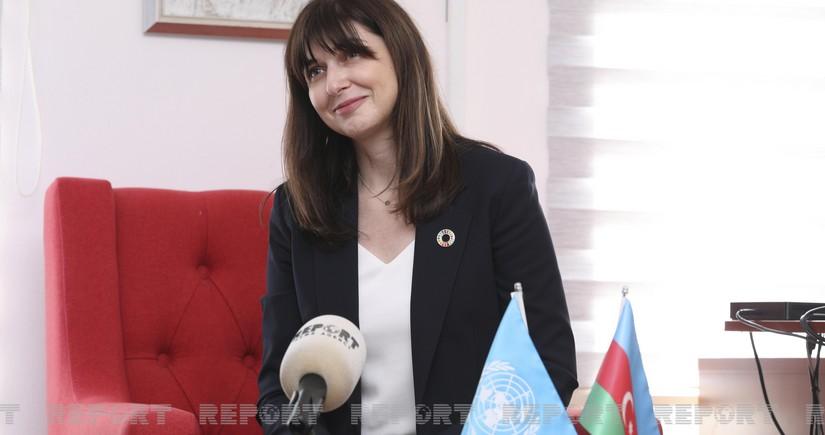 Резидент-координатор ООН: Своевременные шаги Азербайджана в борьбе с COVID-19 дали свои результаты