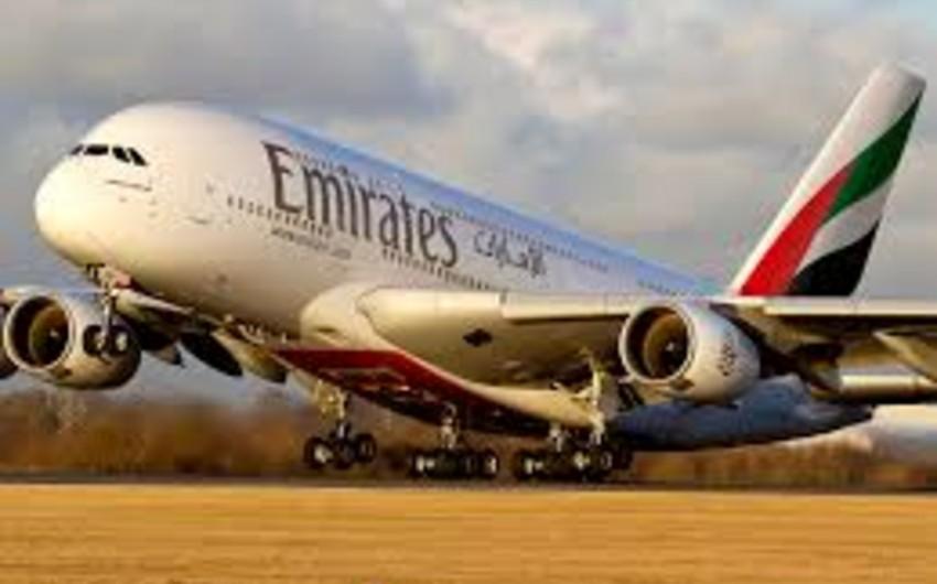 Emirates aviaşirkəti də Sinay yarımadası üzərindən uçuşları dayandırıb