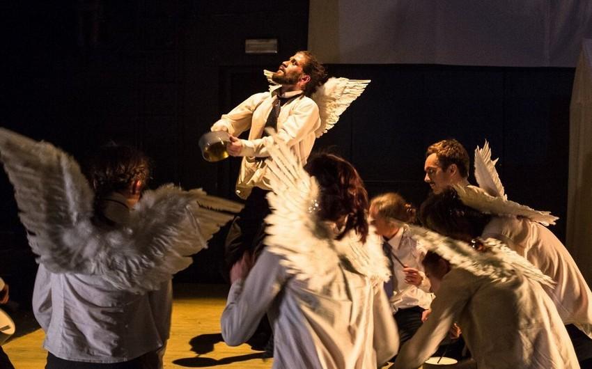 Azərbaycan Tehranda keçirilən teatr festivalında iştirak edir