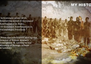 Video about Armenian genocide lies made in English in Canada