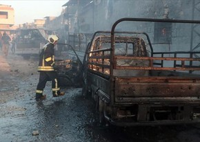 Syria: Several civilians killed and injured in terrorist attack