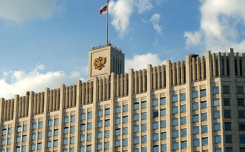 Rusiya hökuməti istefa verib