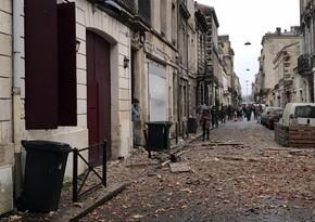 Fransada yaşayış binasında partlayış: 3 nəfər yaralanıb, 2-si itkin düşüb