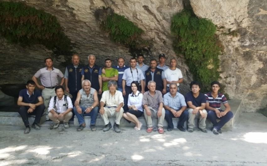 Damcılı mağara düşərgəsində arxeoloji qazıntılara başlanılıb