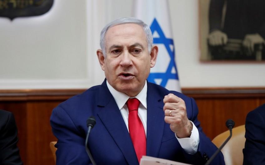 Нетаньяху приказал армии массированно атаковать боевиков в Газе
