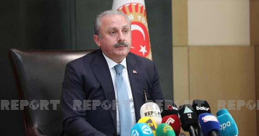 Mustafa Şəntop: Ermənistandan beynəlxalq hüquqa əməl etməsini tələb edirik