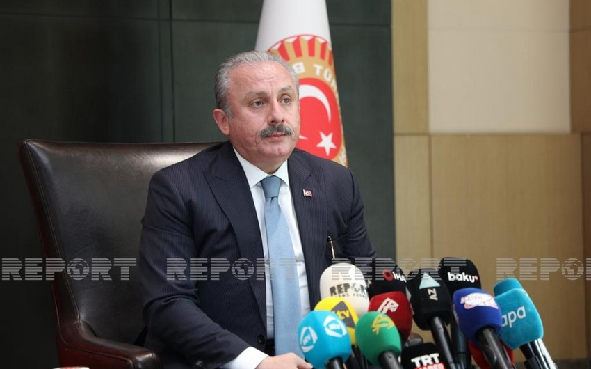 Speaker of Turkish Parliament: We demand Armenia comply with international law