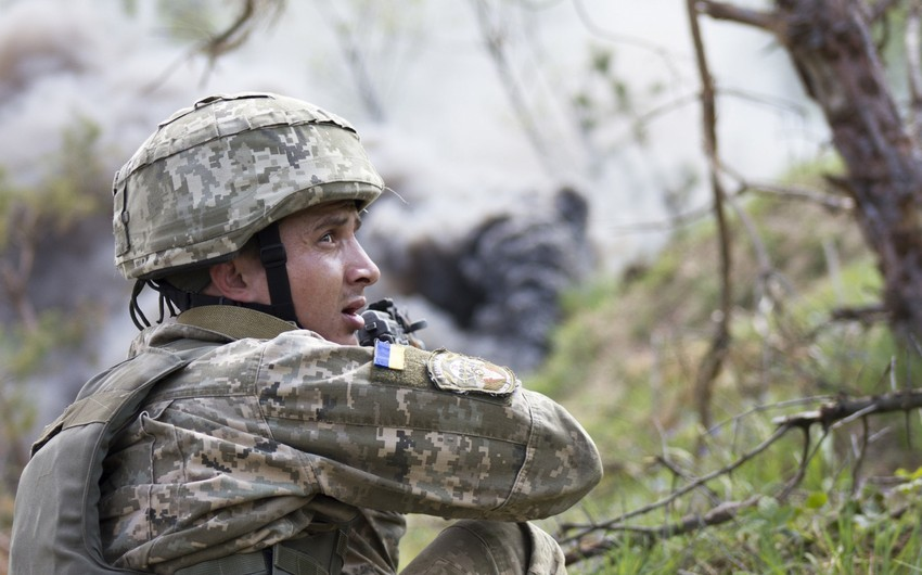 Donbasdakı son durum açıqlandı