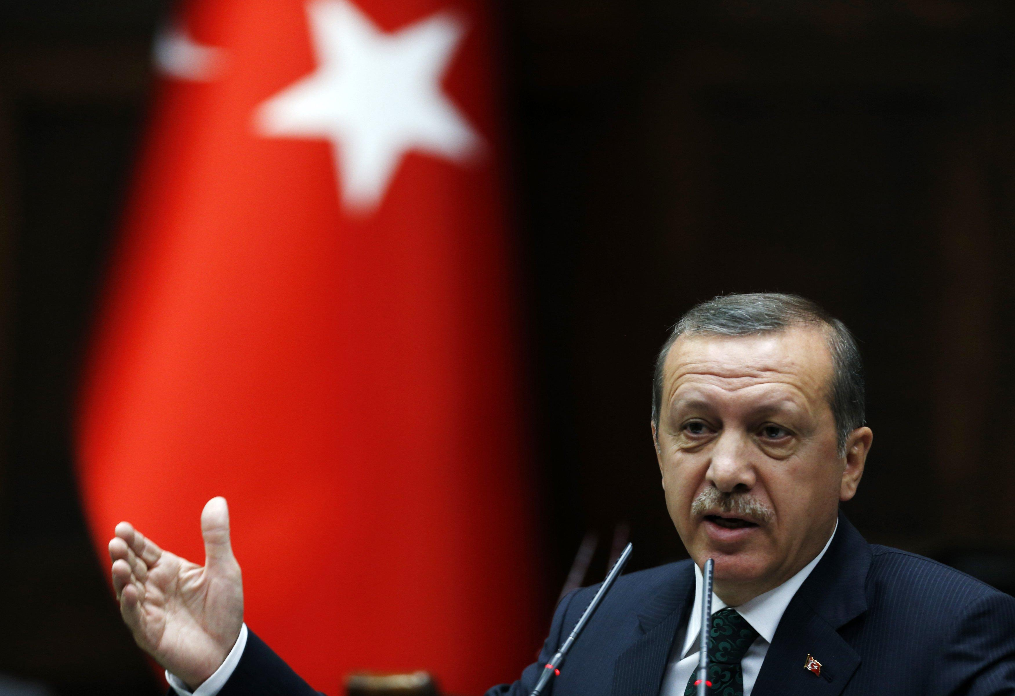 """Türkiyə Prezidenti: """"İrqçiliyə, ayrı-seçkiliyə məruz qalanların diqqəti Bakıdadır"""""""