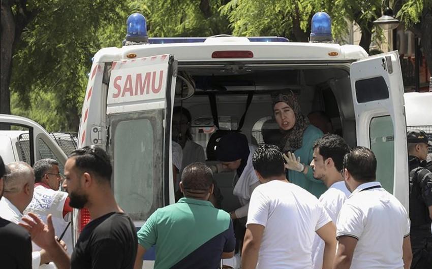 Tunisdə baş verən avtobus qəzasında 24 nəfər ölüb