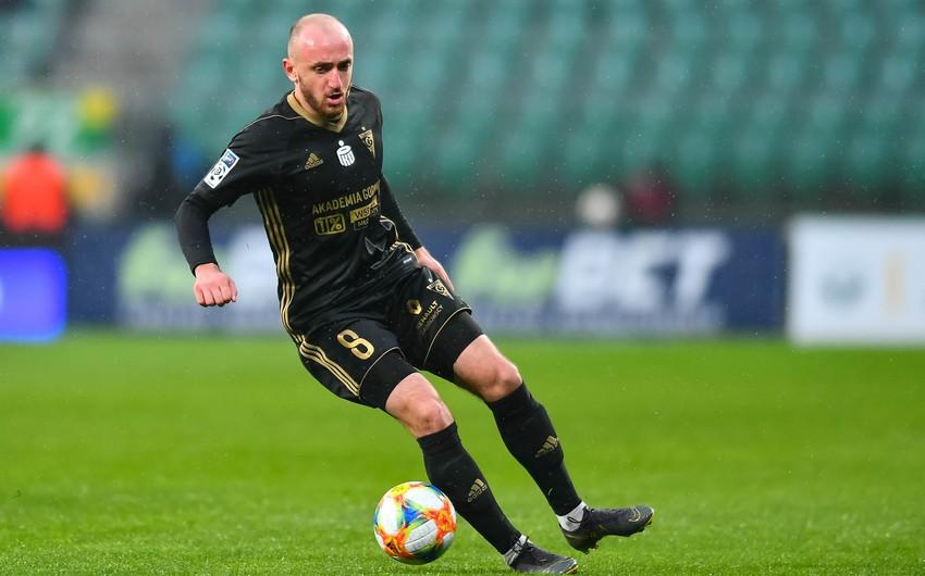 Gürcüstanlı futbolçu: Qarabağla matçda hamı mübarizə aparmalıdır