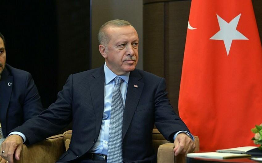 Ərdoğan: YPG-nin bütün terrorçuları ərazidən çıxarılacaq - YENİLƏNİB-2
