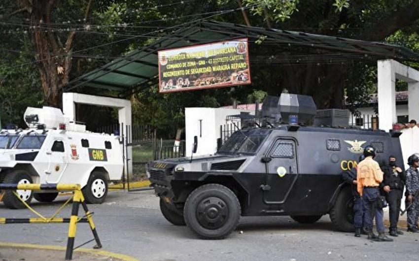 Venesuelada nümayişçilərə hücum etməyi planlaşdıran qruplaşma zərərsizləşdirilib