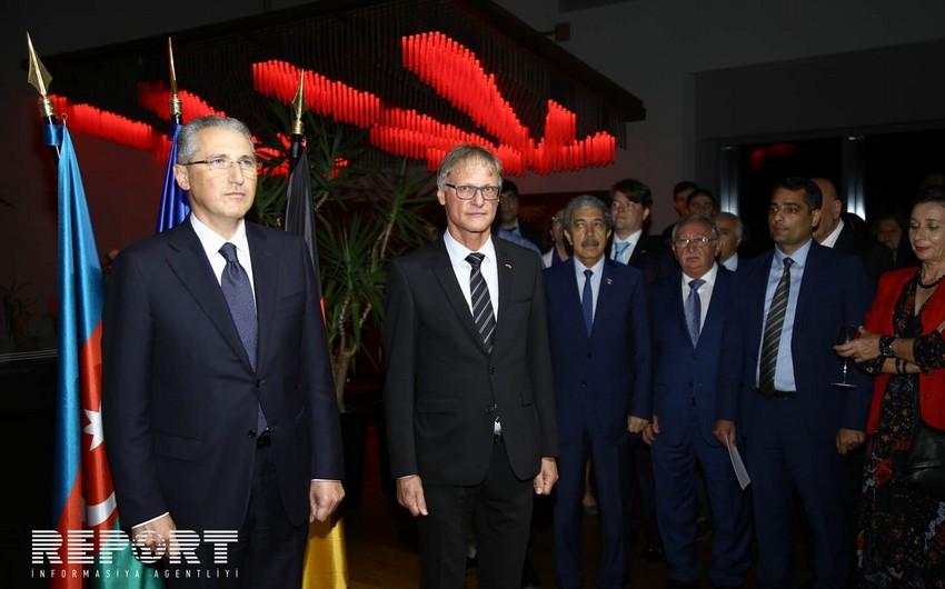 Министр: Азербайджано-германские отношения развиваются по всем направлениям