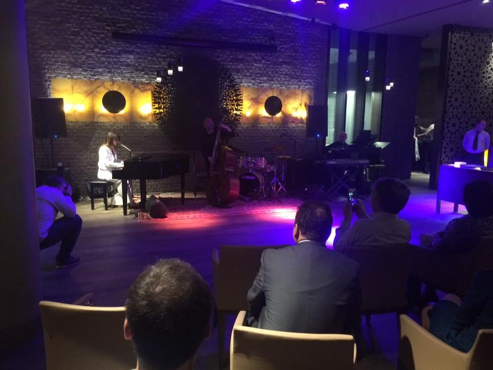 Concert of famous Portuguese fado singer takes place in Baku