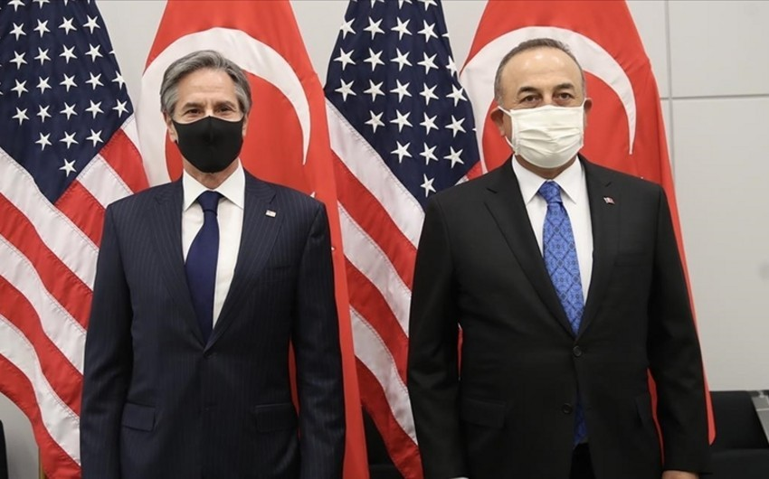 Чавушоглу и Блинкен обсудили ситуацию в Афганистане