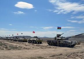 В Баку начались совместные азербайджано-турецкие тактические учения