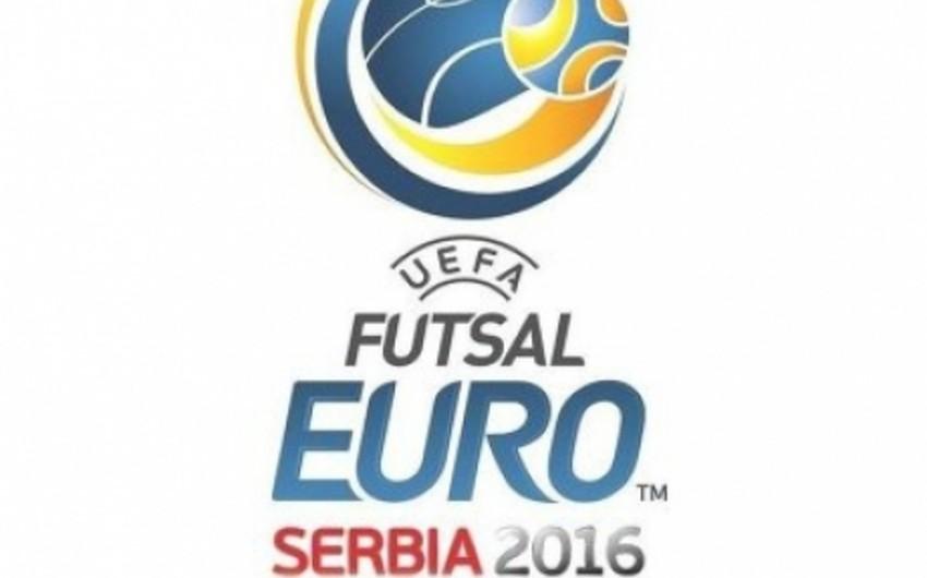Определились все соперники сборной Азербайджана по основному раунду ЧЕ-2016 по футзалу