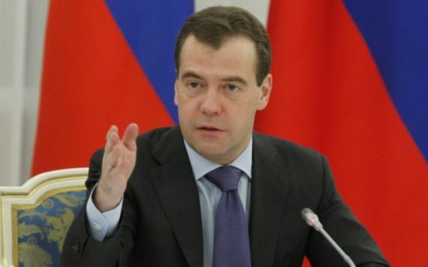 Rusiyanın baş naziri: Ölkə iqtisadiyyatının artım potensialı tükənib