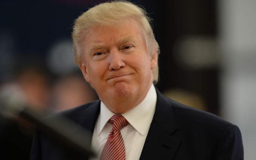 Tramp ABŞ-da iqtisadiyyatın artım tempinə verdiyi qiymətə görə Putinə minnətdarlıq edib
