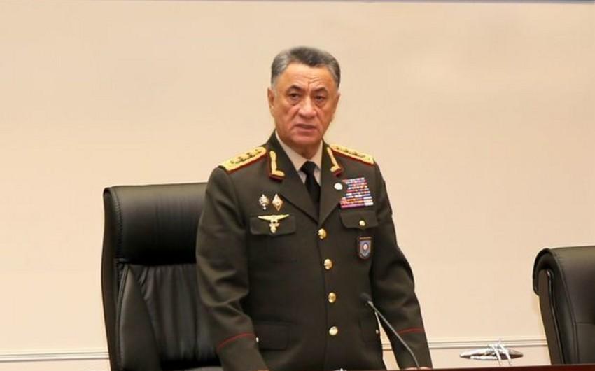 Ramil Usubov Sumqayıtda sakinləri qəbul edib