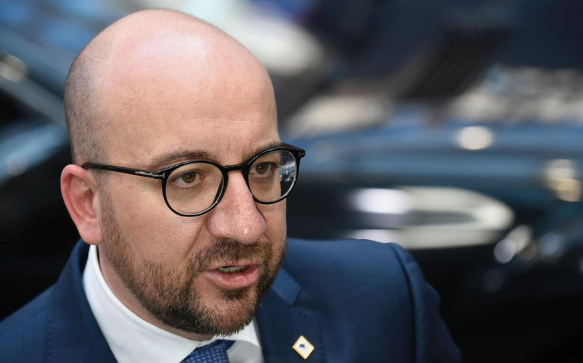 Charles Michel says EU ready to be more active in solving problems in South Caucasus