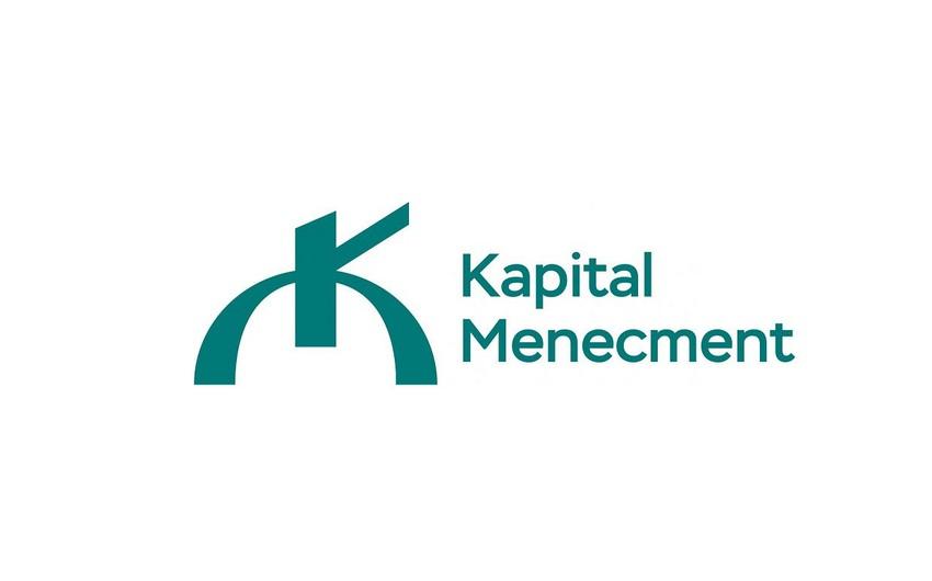 """""""Kapital Menecment"""" investisiya şirkətinin rəhbərliyi dəyişir"""