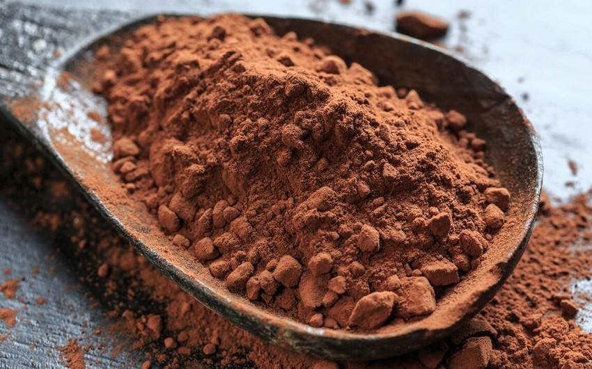Azərbaycan kakao idxalına çəkdiyi xərci 26 % artırıb