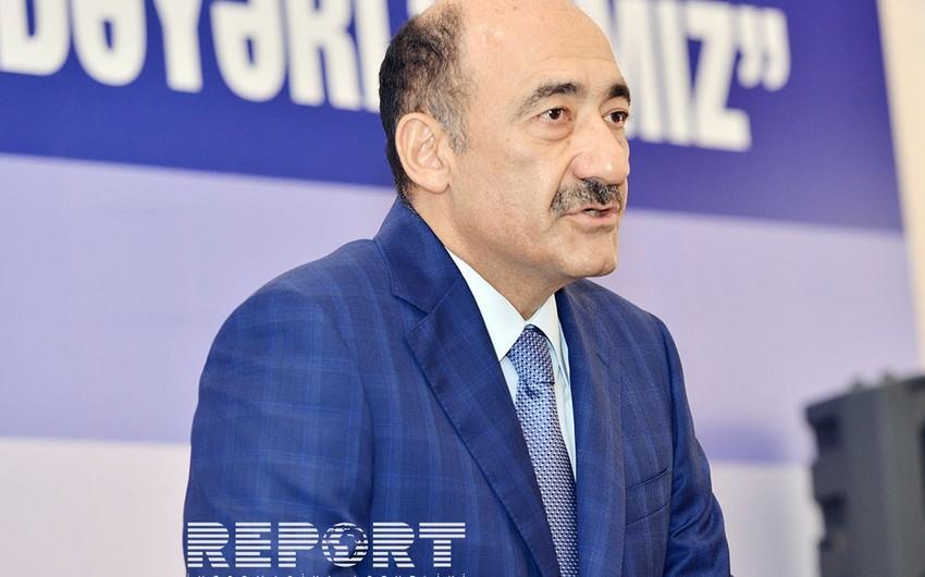 Əbülfəs Qarayev Goranboyda vətəndaşları qəbul edəcək