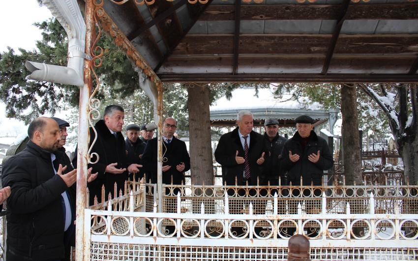 20 Yanvarda şəhid olan Gürcüstan azərbaycanlılarının xatirəsi yad edilib - FOTO