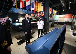 World's first tanker museum opened in Surakhani, Baku
