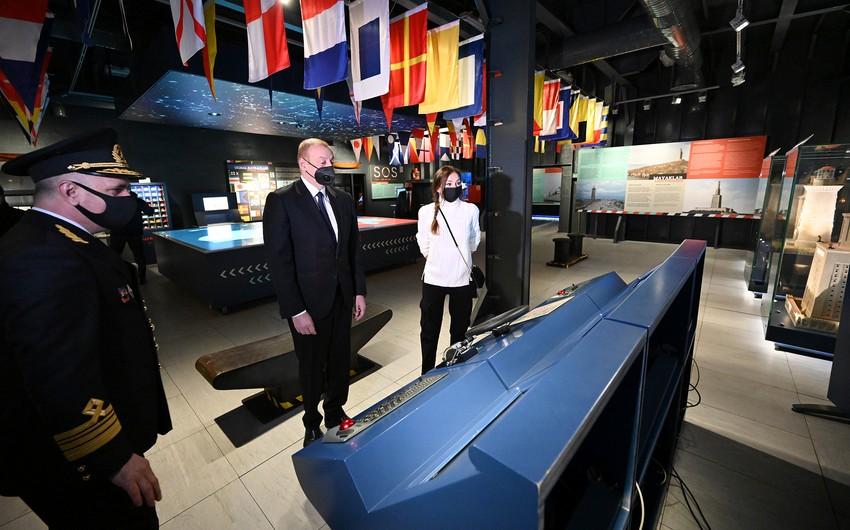 В Баку открылся корабль-музей Сураханы