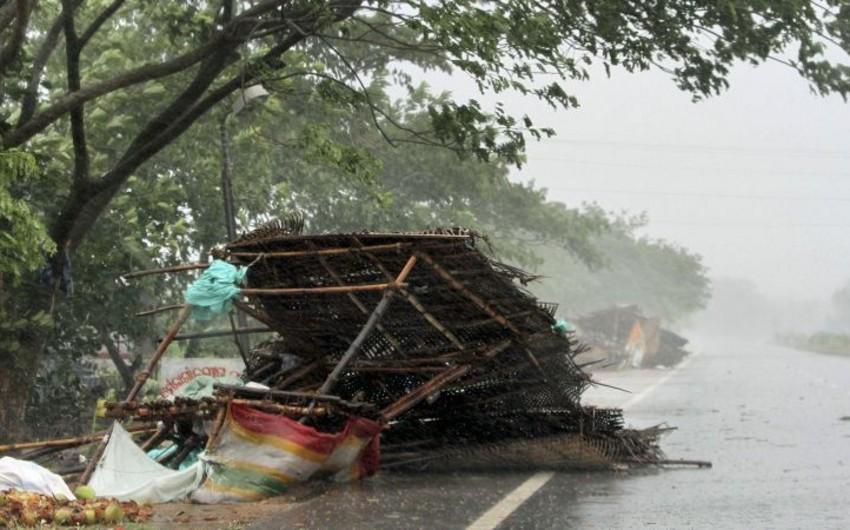 Жертвами циклона Фани в Индии стали восемь человек