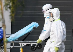 Rusiyada son sutkada 554 nəfər koronavirusdan ölüb