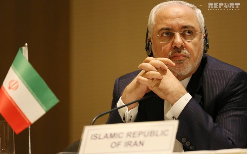 İran XİN başçısı: Dağlıq Qarabağ münaqişəsi zonasında atəşkəs rejimi qorunmalıdır