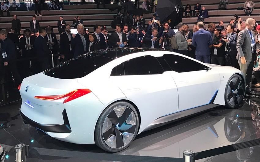 BMW elektromobil istehsalında hədəfləri müəyyənləşdirdi