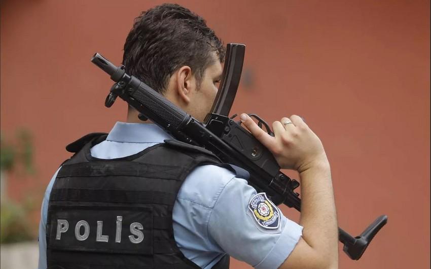 Türkiyədə partlayışlar törətməyi planlaşdıran İŞİD terrorçusu saxlanıldı