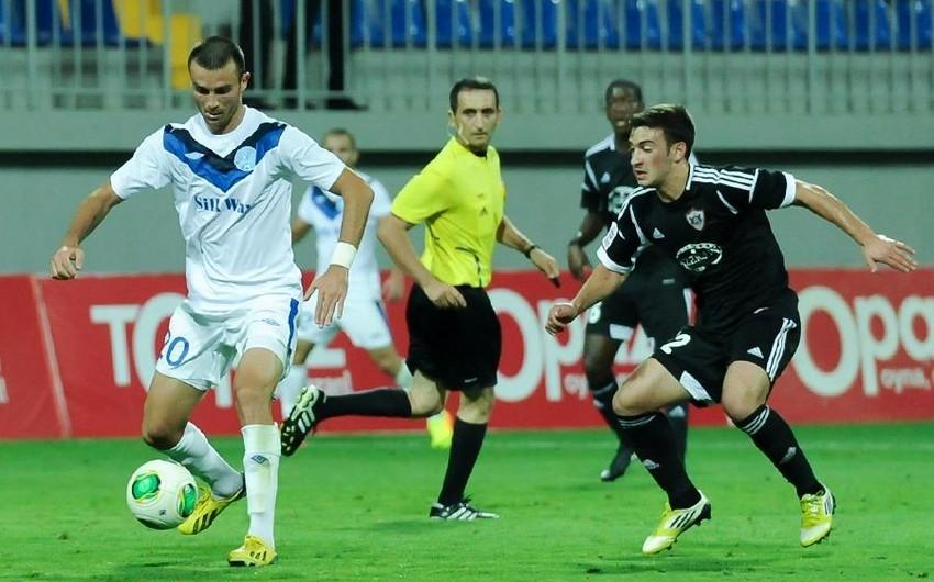 Qarabağ AZAL-a böyük hesabla qalib gəlib
